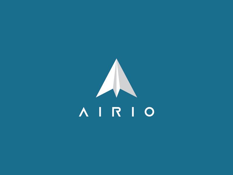Airio Logo Design Challenge Day 26