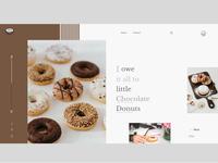 Donut   Landing Page UI