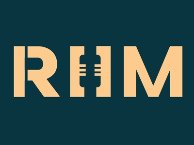 Motivational Speaker - Logo typography vector branding logo flat concept minimal