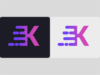 K Letter logofolio logos icon logomark k font typography identity design lettertype mark branding selection family visual brand font  exploration color combinations shape letter