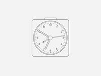 Rams AB 1 Alarm Clock