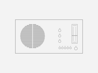 Rams RT 20 Radio