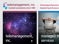 Telemanagement Inc. Website