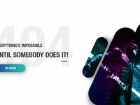 404 Concept