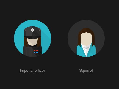 Imperial officer imperial officer officer death star officer avatar flat sw project manager pm squirrel
