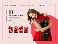 Roses and Roses ecommerce