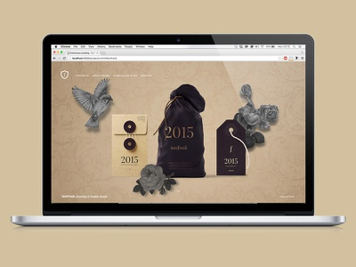 iamFrank portfolio-webdesign concept graphic design ux ui webdeveloping webdesign luxery vintage personal portfolio