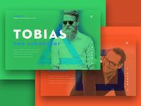 DailyUI #3 - Tobias & Matias