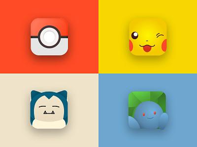 DailyUI #5 userinterface ui graphicdesign app appdesign pokemon