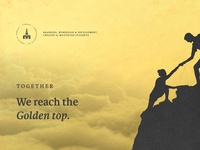 The golden top | Campus Creative Agency