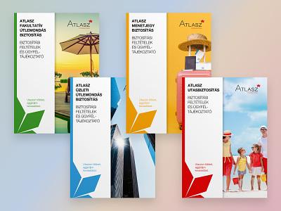 Colonnade - Atlaszt brochures brochures design branding dtp brochure design brochure