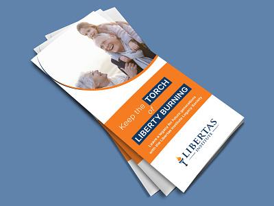 Libertas Institute Brochure Design institute probrochure brochure design brochure template brochure mockup brochure layout brochure design advertisement