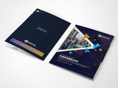 Docol Brochure Design resource capability ads logo brochure design brochure template brochure mockup brochure layout brochure design advertisement