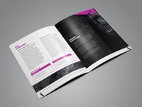 Argyle Group Brochure Design