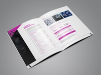 Acquisitions Brochure Design