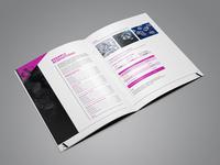 Acquisitions Brochure Design