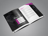 Important Notice To Investors Brochure Design