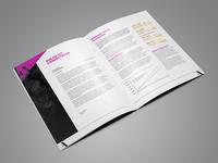 Argyle Group Brochure Design