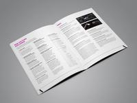 FAQ' S Brochure Design