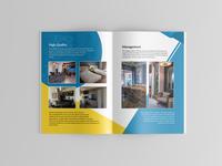 Management Brochure Design