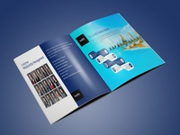 Hotel And Resort Brochure Design