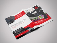 Global Brand Brochure Design