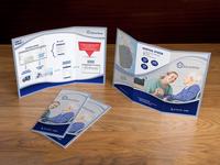 Hospital System Brochure Design