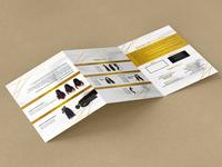 Price List Brochure Design