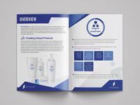 Overview Brochure Design