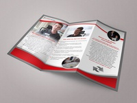 Happy Wheel Brochure Design
