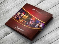 Event 2019 Brochure Design