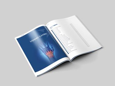 Upper Limbs Brochure Design