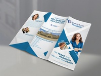 Headache & Pain institute Brochure Design