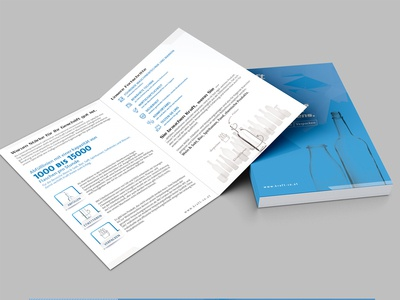 Kraft Brochure Design