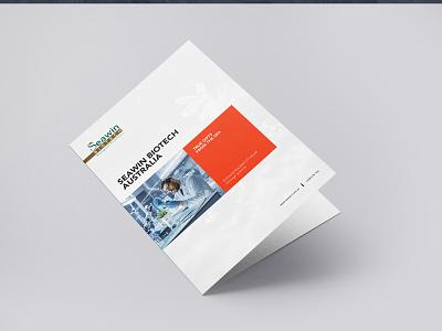 Seawin Brochure Design advertise brochure design brochure template brochure mockup brochure layout brochure design advertisement