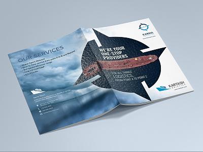 Our Services Brochure Design logo design brochure brochure template brochure mockup brochure layout brochure design advertisement