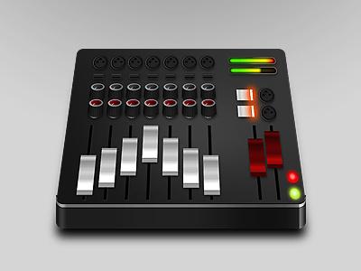 Mixing desk icon mixing desk icon mixing desk riskmedia button