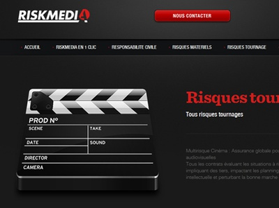 Riskmedia header riskmedia header big typography smooth lighting icon insurance