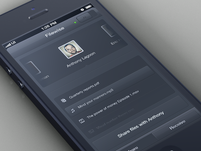 Filewise for iOs ios app iphone