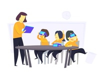 Say hello to VR Classroom!