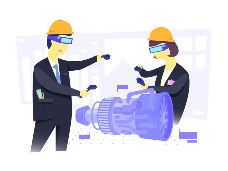 VR Industry Training training industry vr