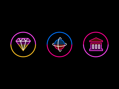ICON 1201 #1 vector icon