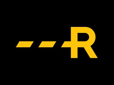 R monogram r logo