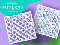 Smart City Patterns Collection