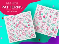 Event Service Patterns Collection