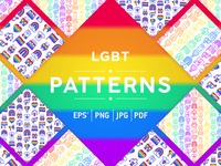 LGBT Patterns Collection