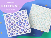 Furniture Patterns Collection