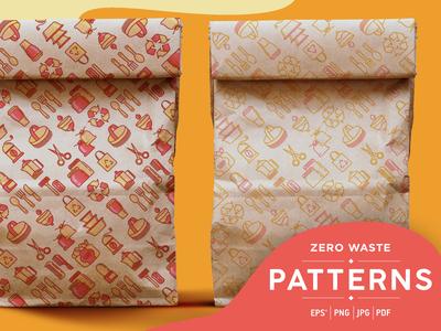 Zero Waste Patterns Collection