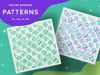 Online Banking Patterns Collection