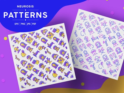 Neurosis Patterns Collection